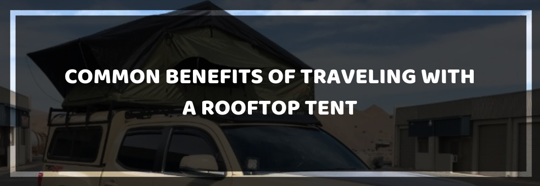 Rooftop Tents - Toyota TACOMA